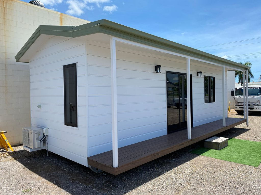 DC Constructions Residential Transportable Buildings