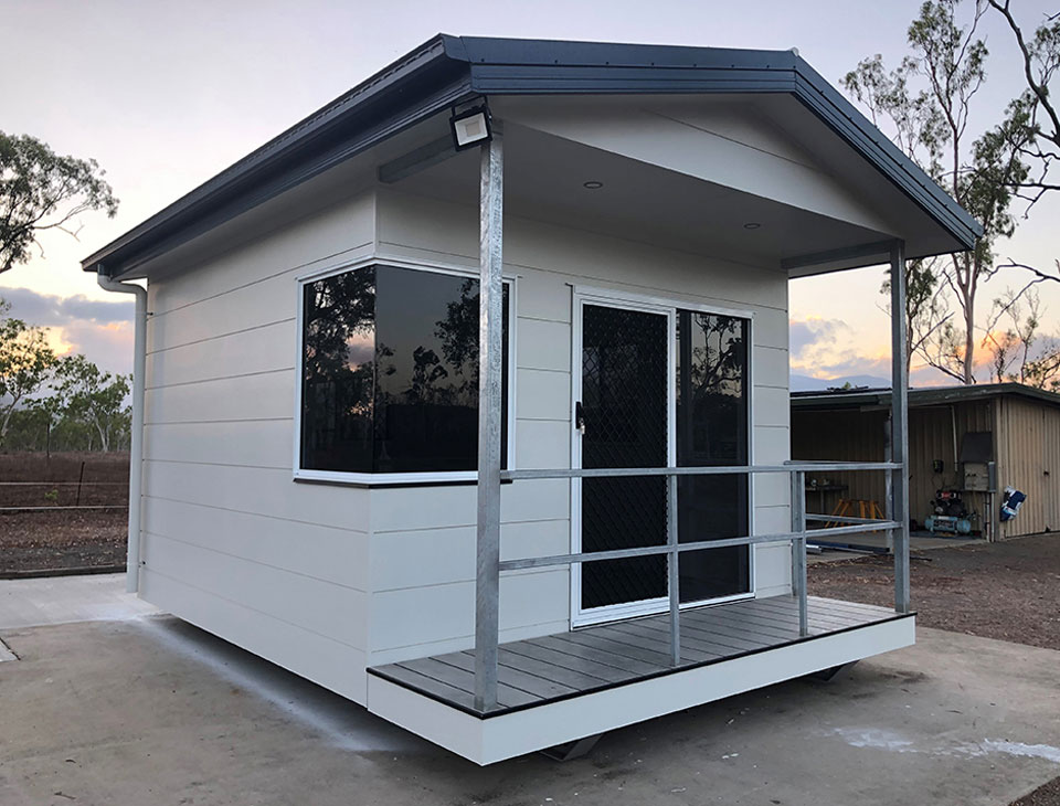 DC Constructions Office Transportable Buildings